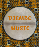 Djembe Music Logo